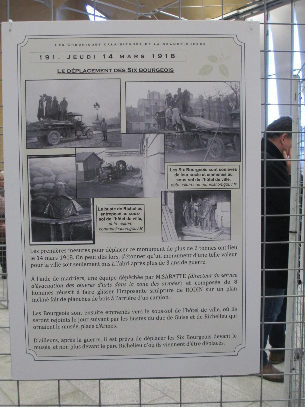 Jeudi 14 mars 1918