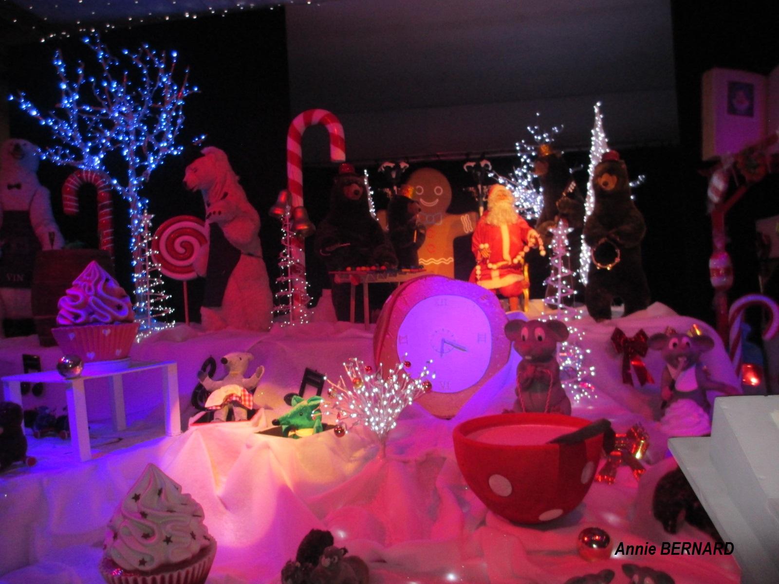 Le Père Noël est parmi nous!!