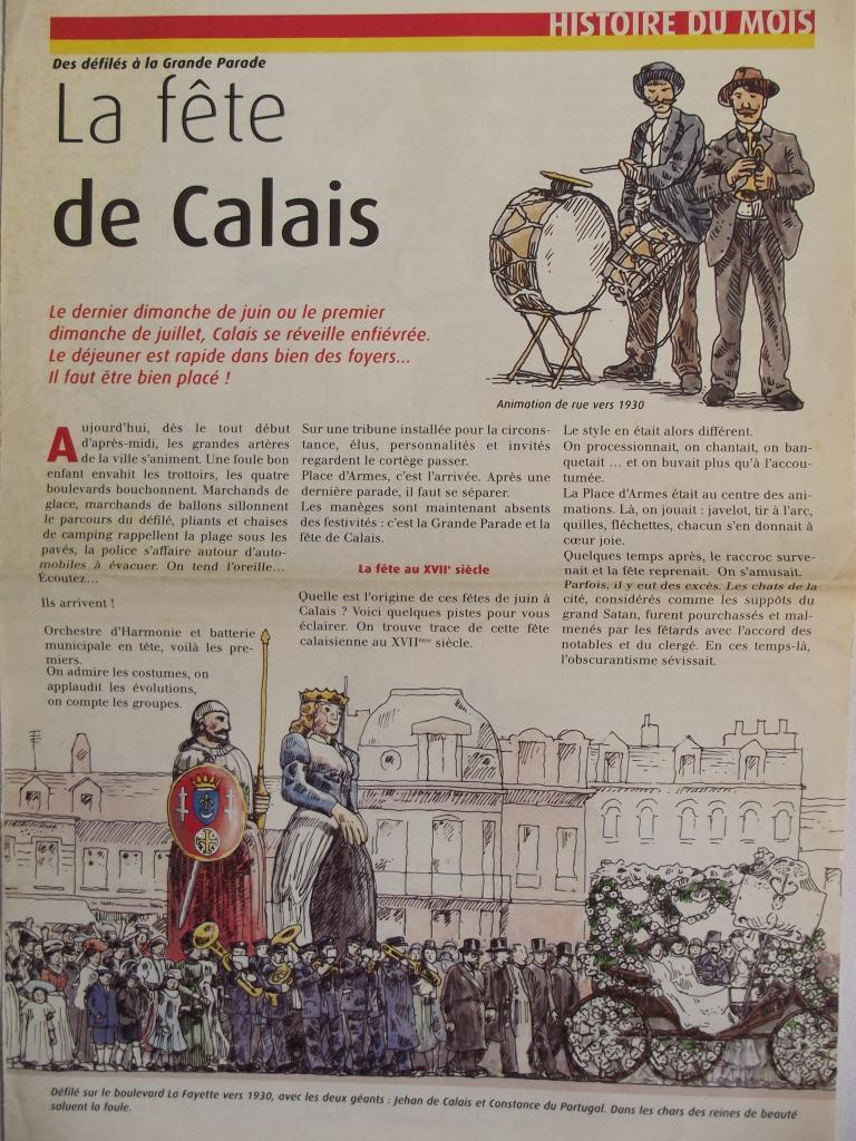 La fête de Calais 1