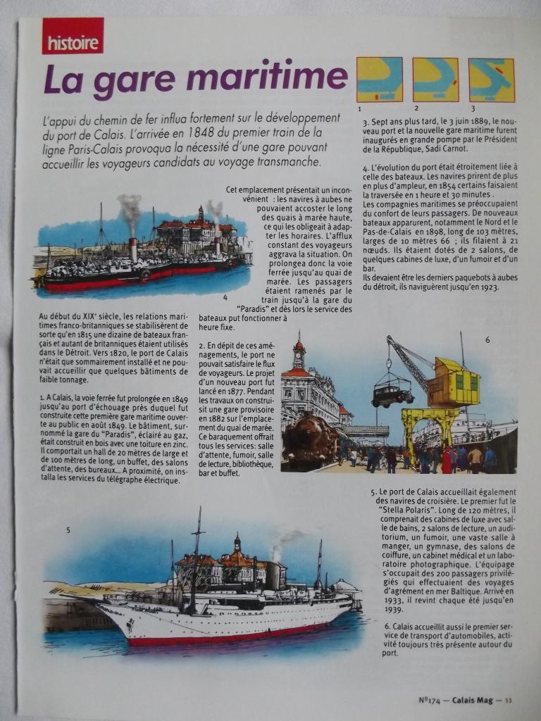 La gare maritime 1
