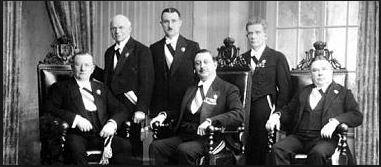 Des anciens maires de Calais