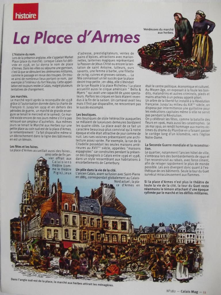 Place d'Armes 1