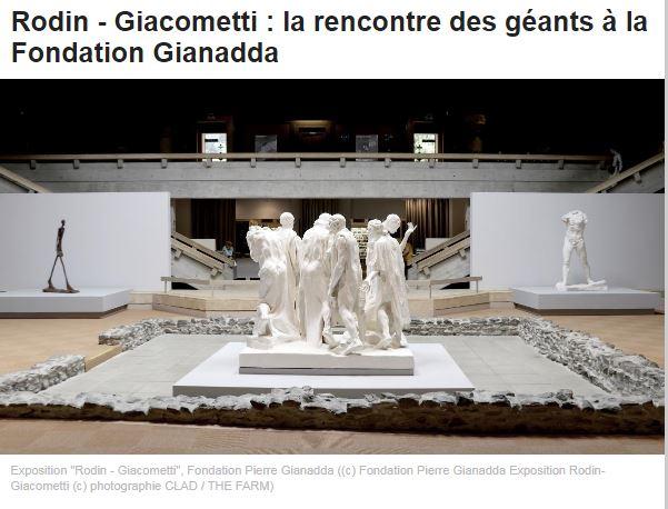 Le monument des Six Bourgeois de Calais dans le monde