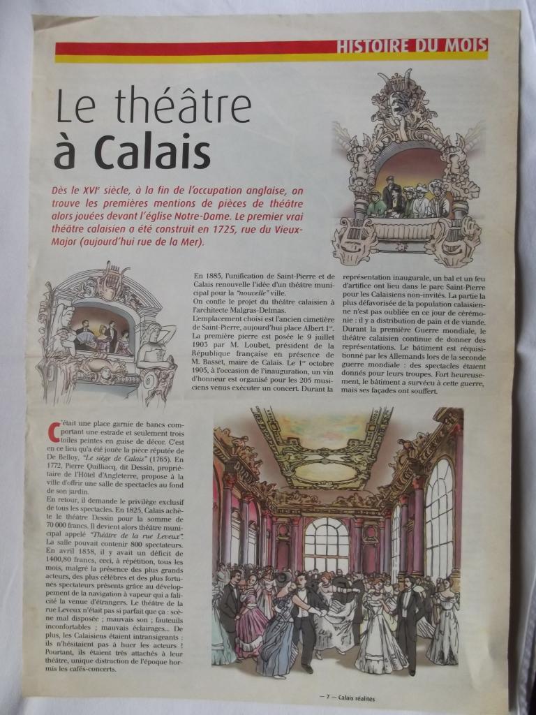 Théâtre de Calais 1