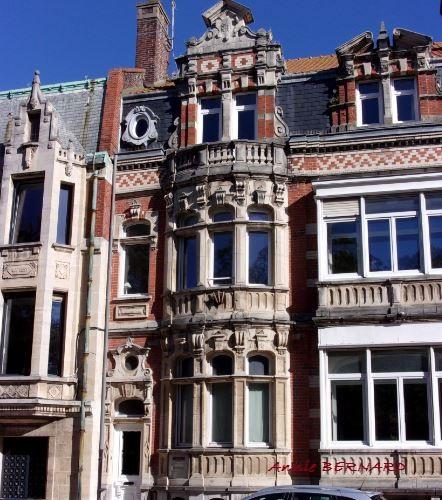 L'architecture ancienne dans Calais