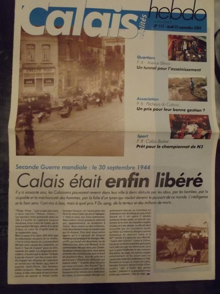 Calais enfin libéré 1